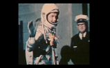 NASA Archival Footage of then Mercury Astronaut John Glenn