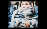 NASA Archival Footage of then Mercury Astronaut John Glenn
