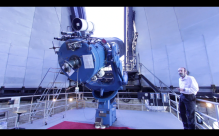Perkins Observatory and Telescope